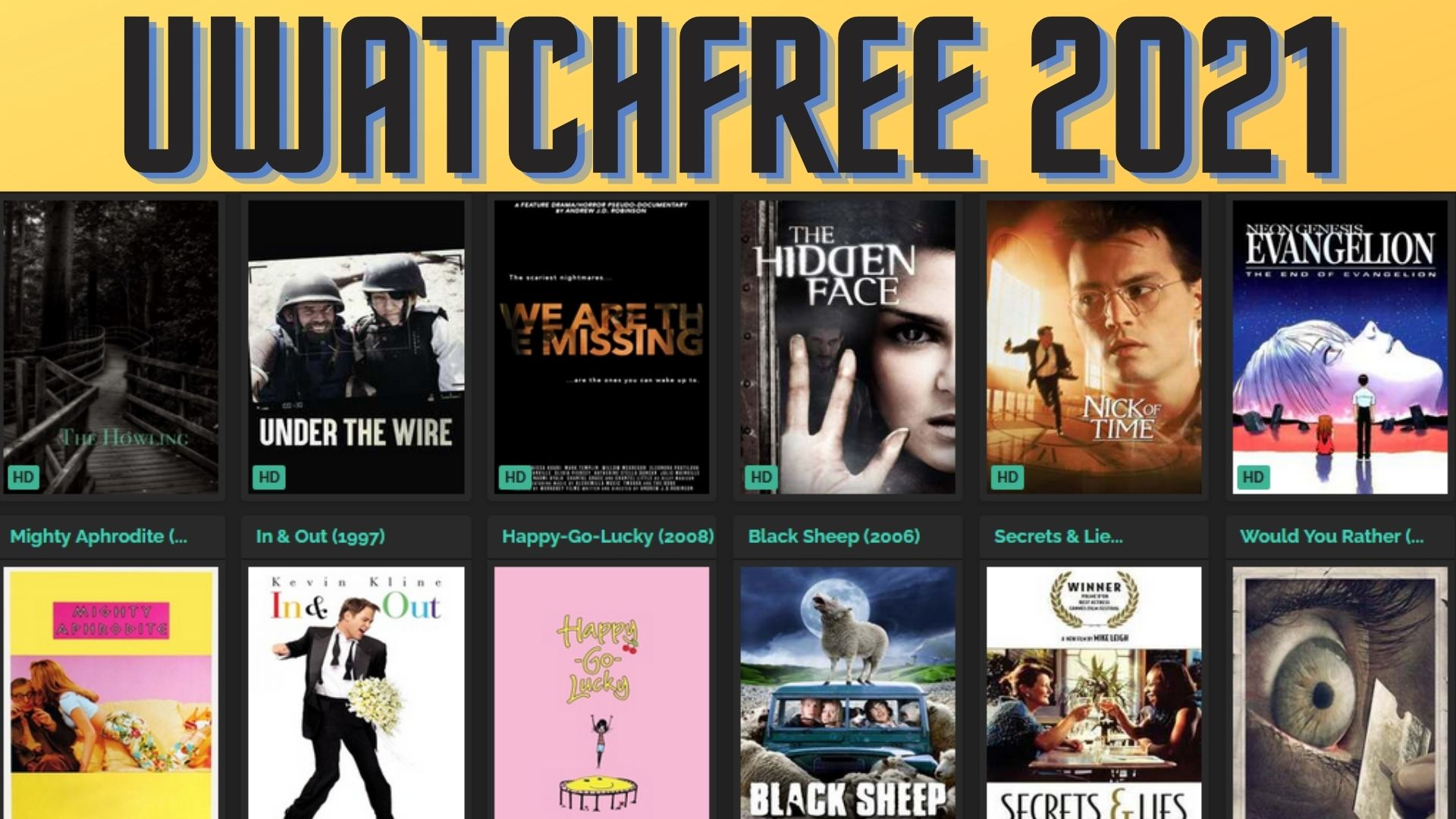 UWatchFree 2021 – Download And Watch Movies, TV Series Online For Free  Aabeed Gehlod